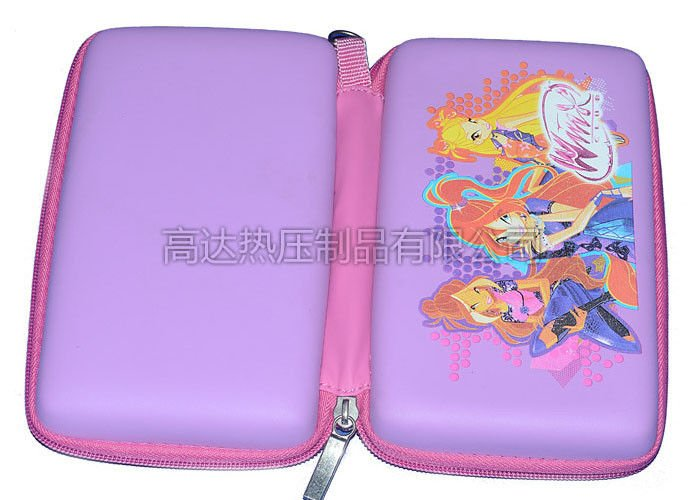 Custom Hard Shell Game Carrying Case With Logo Printing