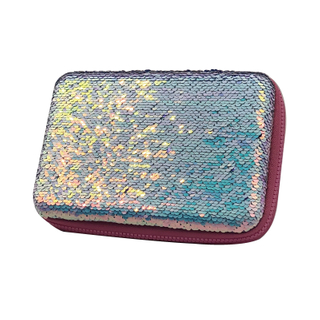 EVA Pen Cases for students with Sequins