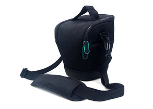 Portable Travel EVA Camera Case With Strap And Double Zipper