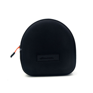 Elegant Custom Headphone Carrying Case With Nylon Surface