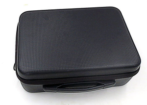 PU Surface UAV Eva Case for Drones Black Color